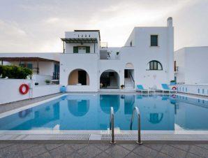 Aegeon Hotel Apartments – Νάξος