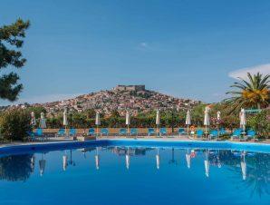 Delfinia Hotel & Bungalows – Μόλυβος, Λέσβος
